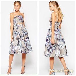 Asos Floral Vintage Style Dress